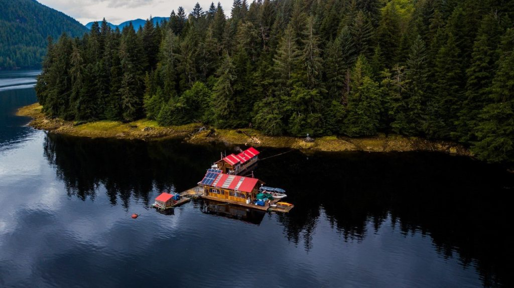 Khutzeyamateen Wilderness Lodge
